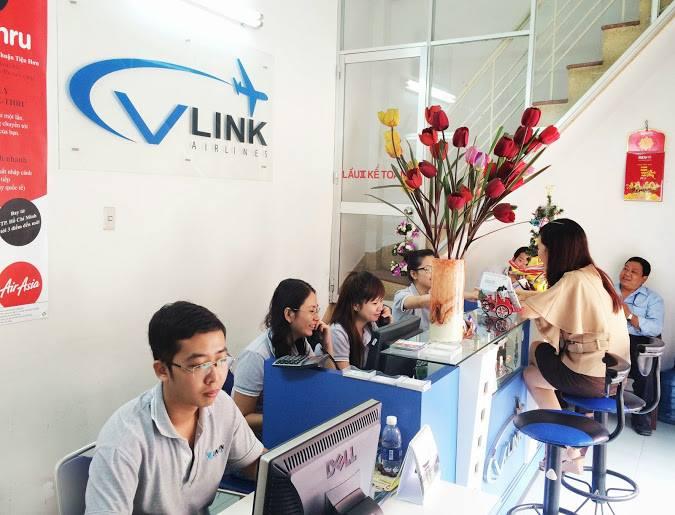 Nhân viên Vlink