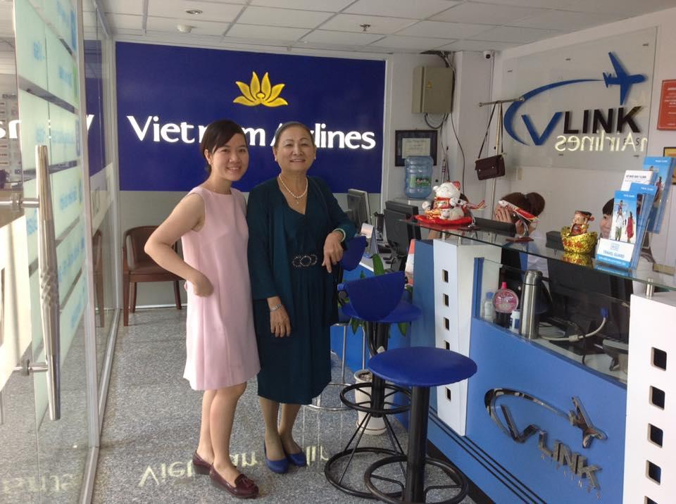 Đại lý vé máy bay giá rẻ tại Tp HCM