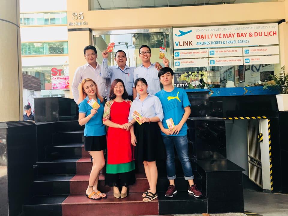 Tìm đại lý vé máy bay ở quận Tân Phú