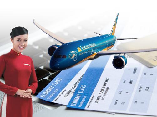 Quy định về hoàn vé máy bay Vietnam Airline