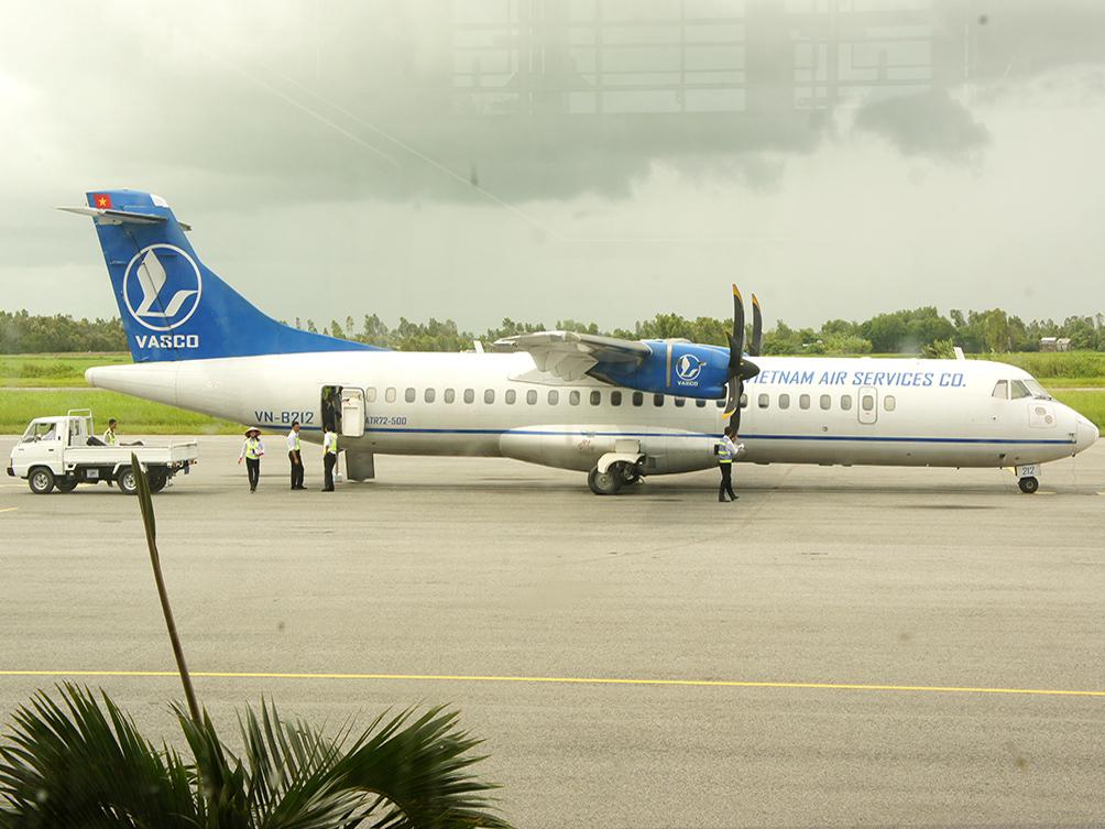 Vé máy bay Côn Đảo