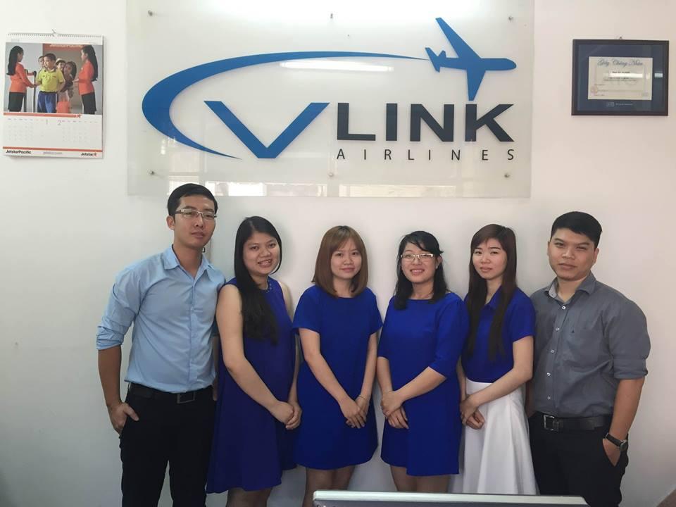 Vé máy bay Côn Đảo tại Vlink