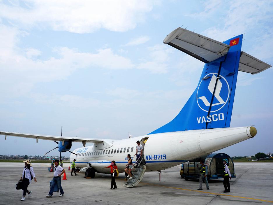 Vé máy bay Côn Đảo Vasco