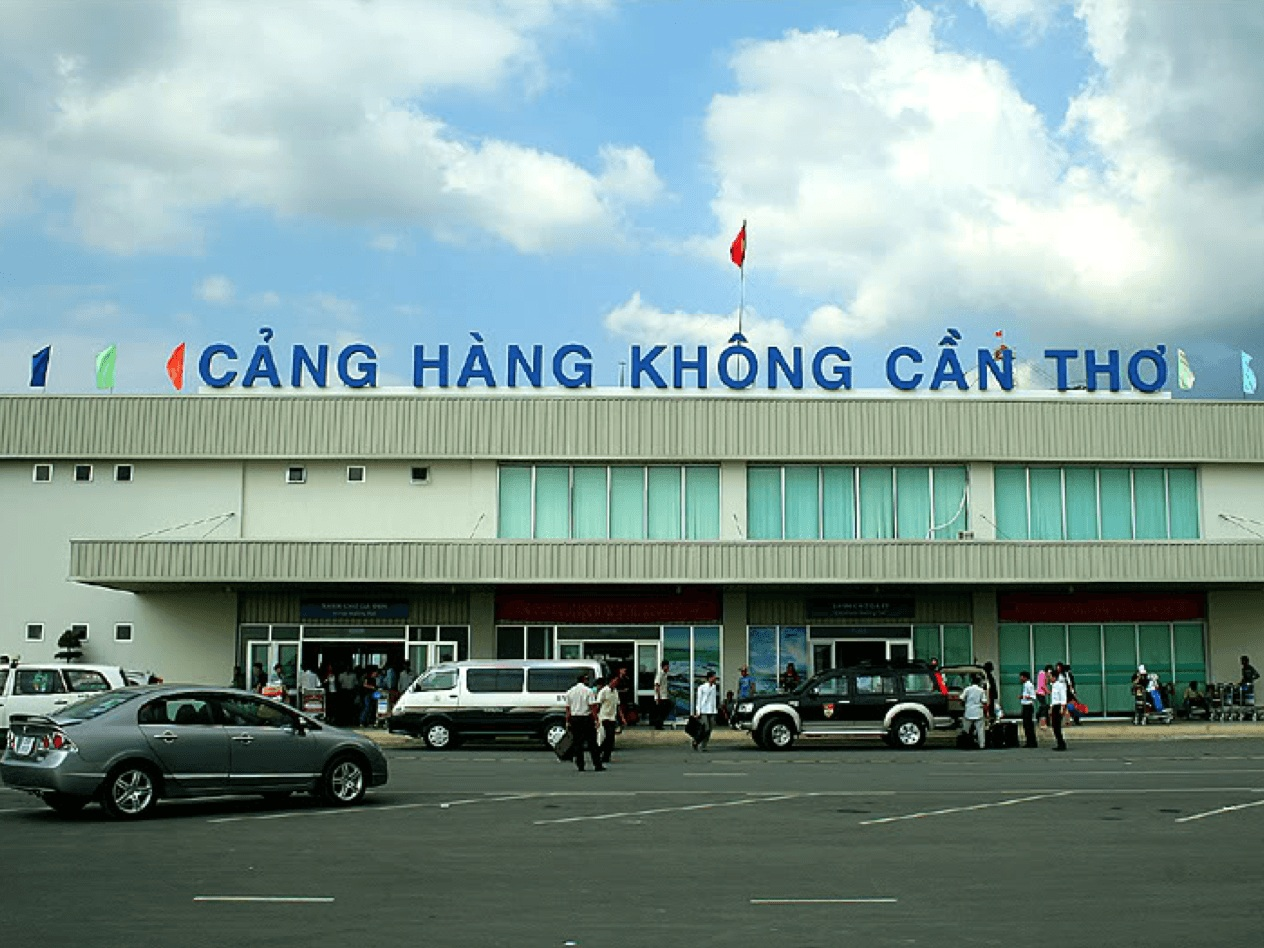 vé máy bay đi Côn Đảo từ Cần Thơ