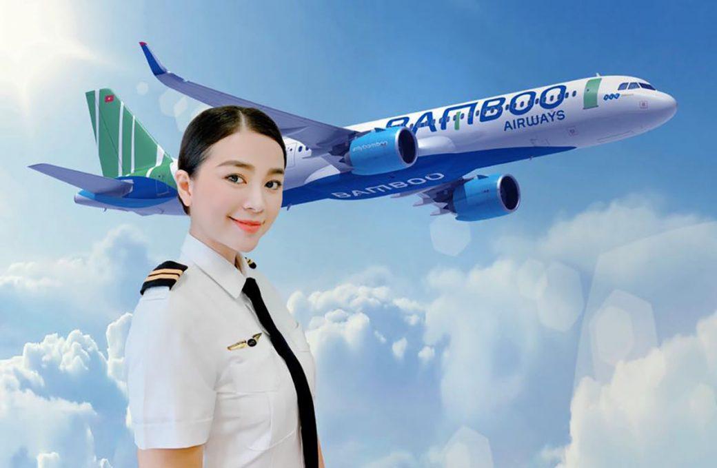 Chọn lựa đại lý vé máy bay Bamboo Airways uy tín?