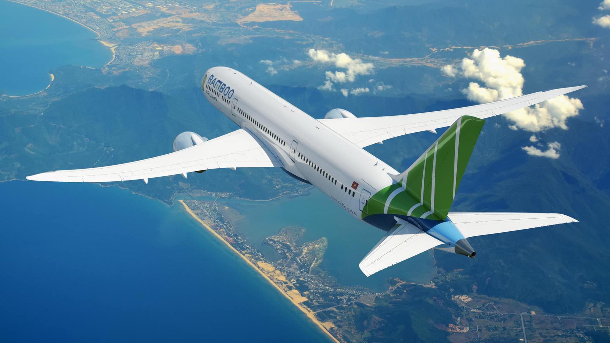 Đặt chuyến bay Bamboo airways