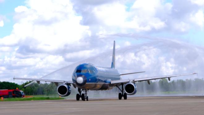 Vietnam Airlines mở 3 đường bay mới kết nối Cần Thơ, Hải Phòng, Vinh, Buôn Ma Thuột - ảnh 1