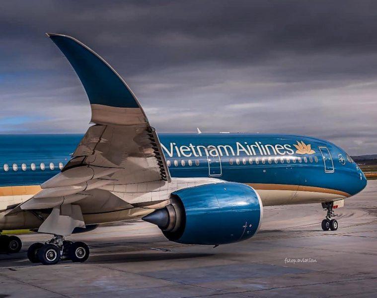 Vietnam Airlines - Hãng hàng không lâu đời của Việt Nam