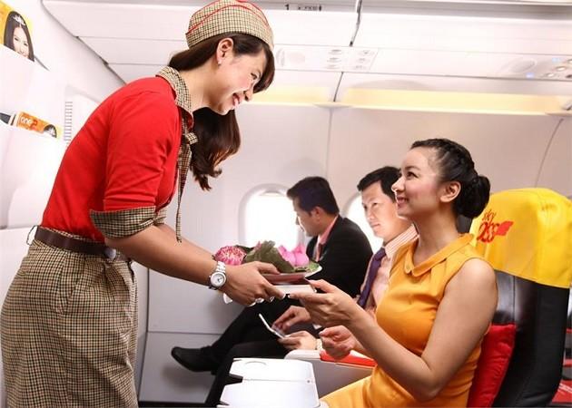 Đặt vé máy bay Vietjet giá rẻ
